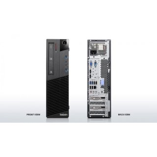 Lenovo ThinkCentre M83 | Intel Core i5 4670 3.4Ghz | 4GByte DDR3 RAM | 250GByte | Win 10 Professional